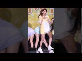 [직캠/Fancam] 160925 구구단 (gugudan) 굿 보이(Good Boy) [미나] Mina 직캠 Fancam (안양시민축제 축하공연) 2273