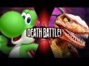 Yoshi VS Riptor (Nintendo VS Killer Instinct) | DEATH BATTLE!