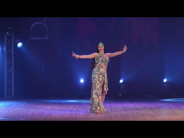 Gala show DariyaM Cup 2017 - АлёнаПапуча