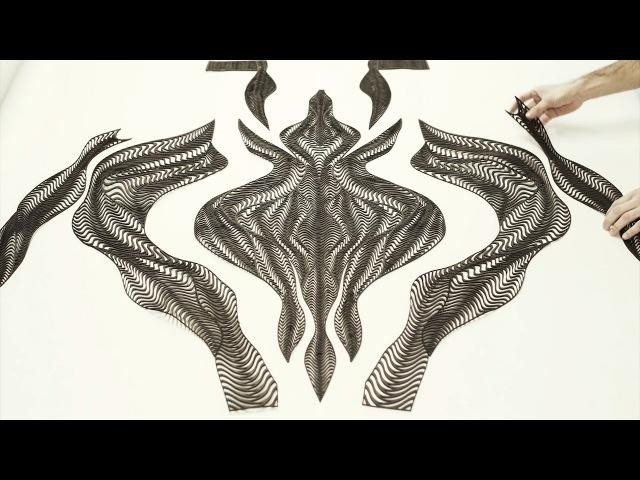 Iris van Herpen | Between The Lines | Process film