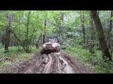 Внедорожное соревнование Nissan Navara против УАЗа