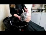 Ботокс для волос в ампулах THERMOCELL VITAL - термопластики стволовыми клетками швейцарского яблока.