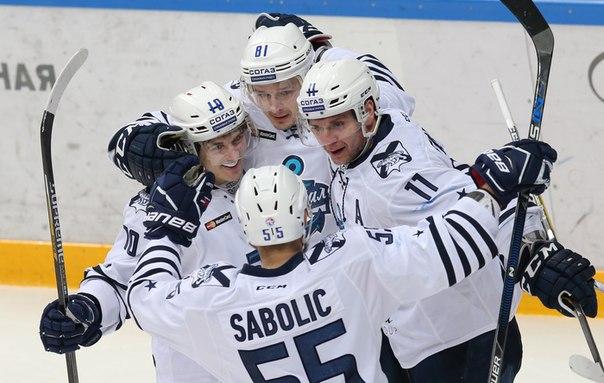 Розыгрыш регулярного чемпионата КХЛ окончен, поздравляем команду «Адми