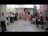 свадебный сюрприз от невесты, жениху