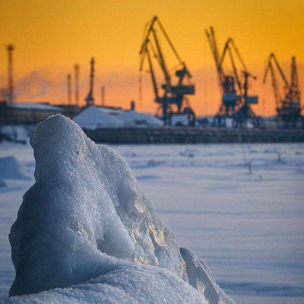 Речной порт    Фото: avdeychev_photo