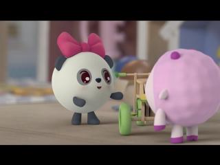 Малышарики - Новые серии - Жмурки (Серия 78) Развивающие мультики для детей 0,1,2,3,4 года