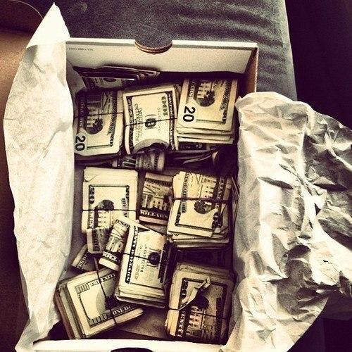 Не гонись за деньгами — иди им навстречу.