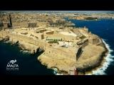 Мальта с воздуха