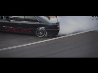 Mountain drifting in russia. toyota chaser jzx100 tourer v.