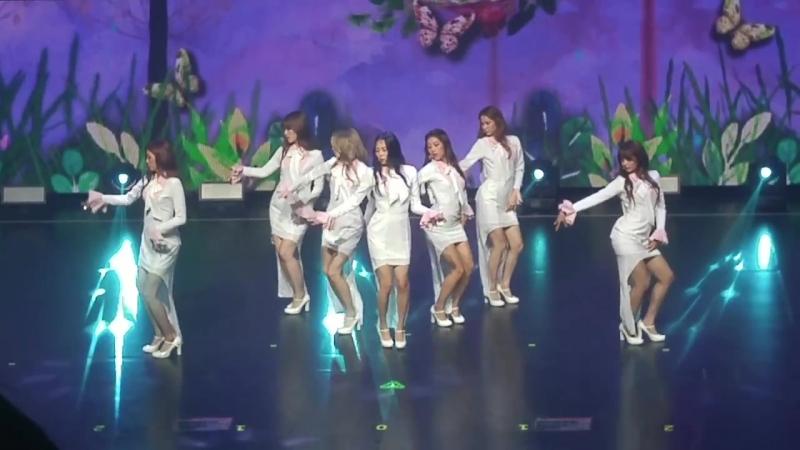 17.08.03 CLC 6집 미니앨범 FREE`SM 쇼케이스 3