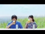 [CM] Toda Erika & Omori Namoto - Suntory 15sec - 2017.04.01
