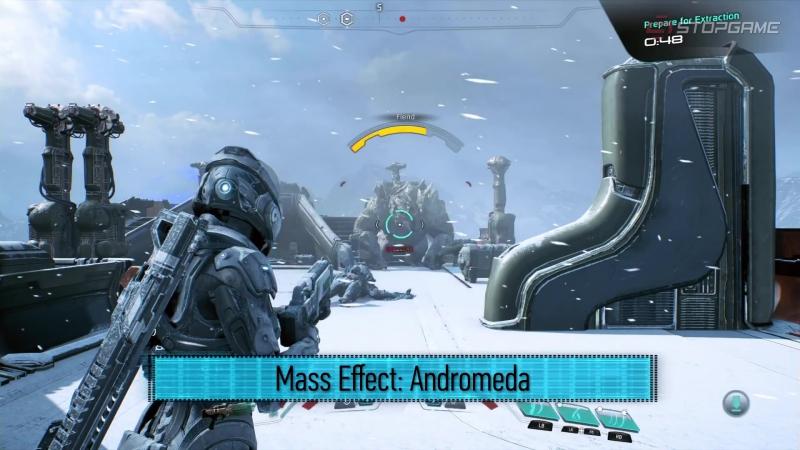 27.02.2017 [игровые новости] — Mass Effect- Andromeda, Death Stranding, Resident Evil 7... - YouTube