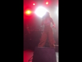 Zara performing Shape Of You at CB tour, LA 05-04-17