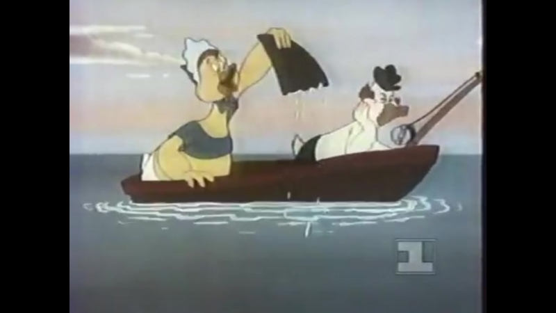 Staroetv.su / Заставка мультсериала Каспер и его друзья (1-й канал Останкино, 1993)