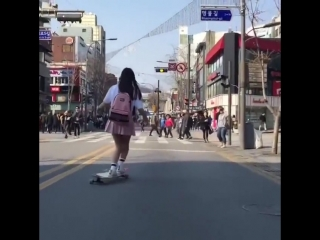 floating on the long board/IT'S TIME VIDEO