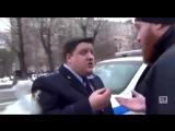 Скандальное видео, сволочь полицейский и его жена