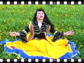 НА СТЕПИ МОЛДОВАНСКИЕ - народная песня молдавских цыган - видео 1983 г - ОЛЬГА АГУЛОВА