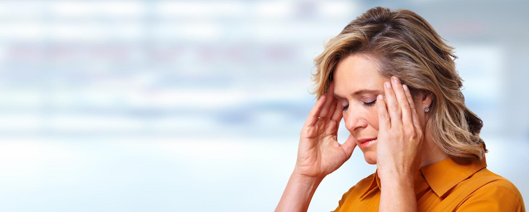лечение хронических головных болей