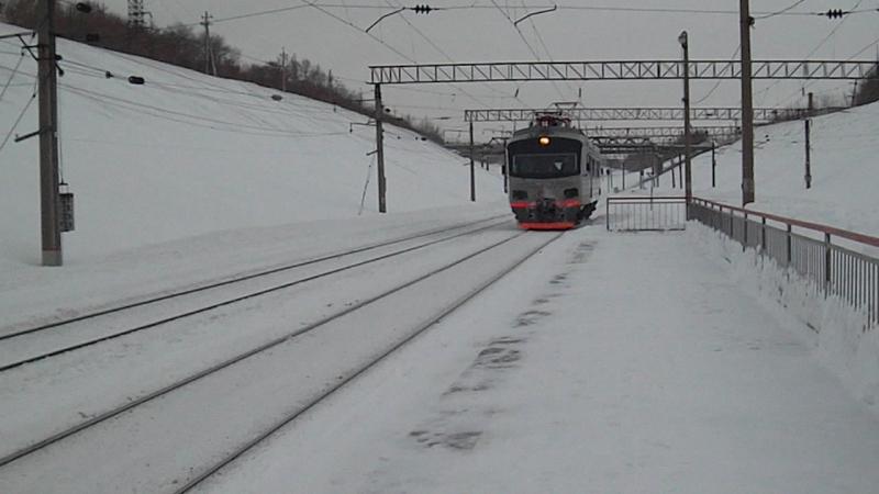 Электромотриса Алтай