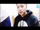 V app BTS x Roy Kim