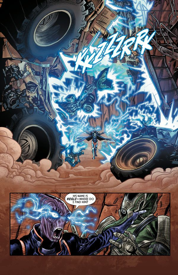 Mass Effect: Discovery - Открытие #2
