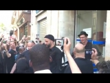 Rammstein 23.05.17 Gibert Joseph, Paris