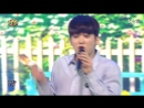Comeback Stage 170618 Shin Hyun Woo 신현우 ft Yebin 예빈 of DIA 다이아 So Amazing 기가막힌다