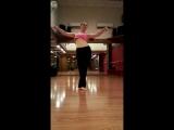 Aya Hassna. Ballet for Bellydancers.