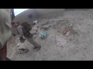 Снайпер. Попадание в голову(шлем). (Афганистан, США, война, талибан, ИГИЛ, headshot, удача, второй день рождения))