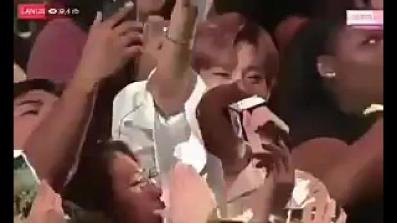 170821 MC Дэхви на KCON 2017