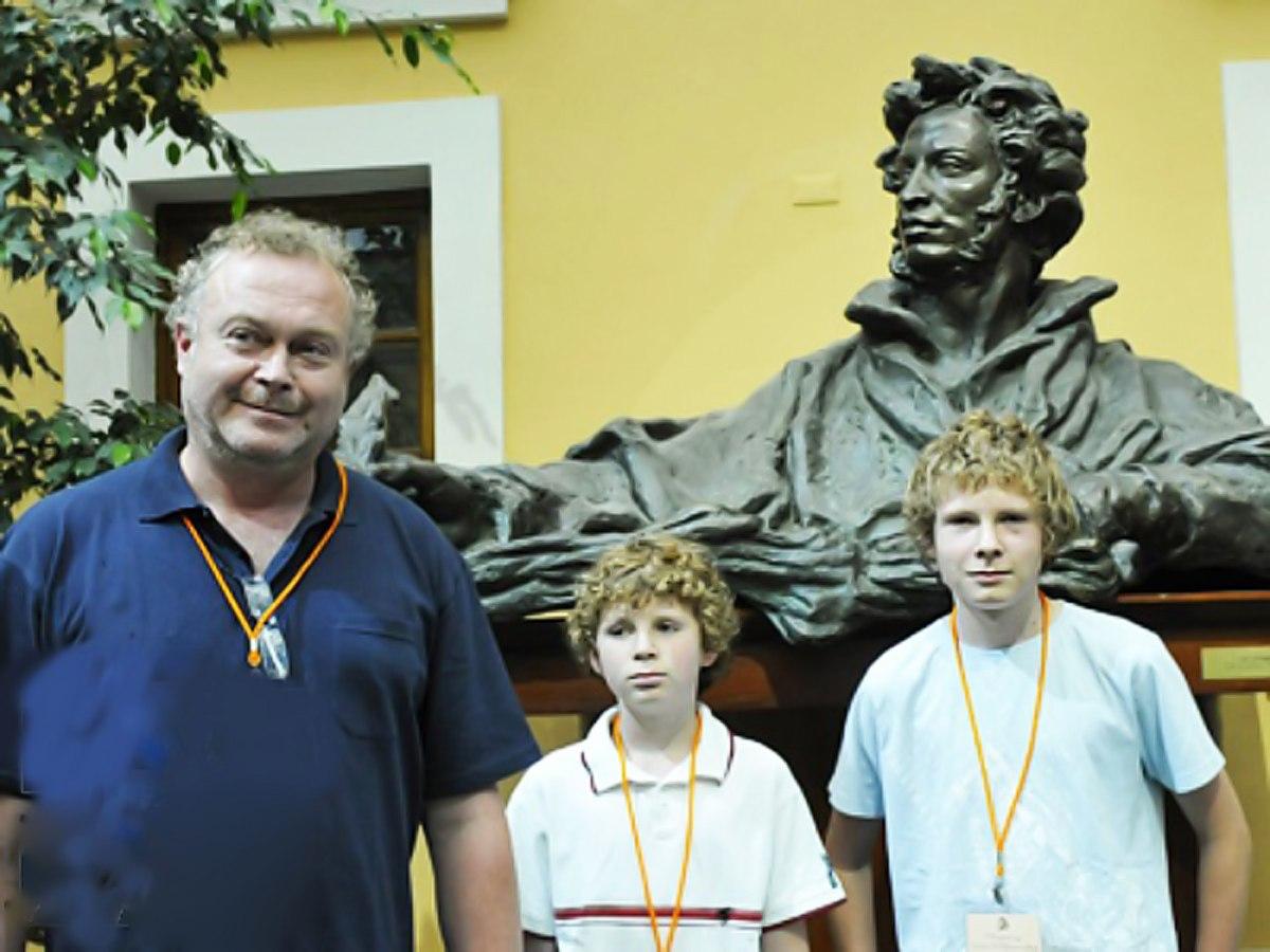 потомки пушкина в наши дни фото увидеть