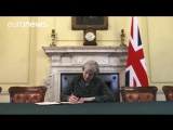 Премьер Великобритании формально запустит процедуру выхода из ЕС