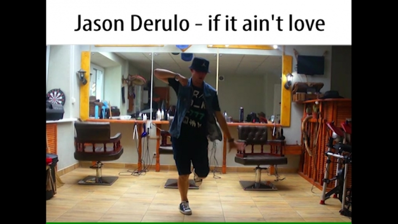 Jason Derulo - if it ain't love | choreography by @maks_karakulin