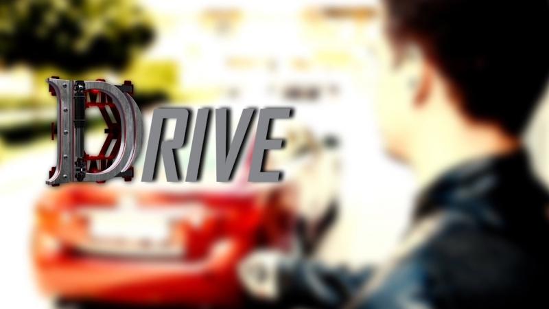 DRIVE | Анонс Субару Трибека