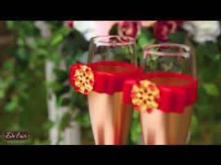 Салон праздников De L'air свадьба Дмитрия и Марии г. Краснодон 10 июня 2017
