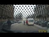 Нападение с ножом на водителя скорой
