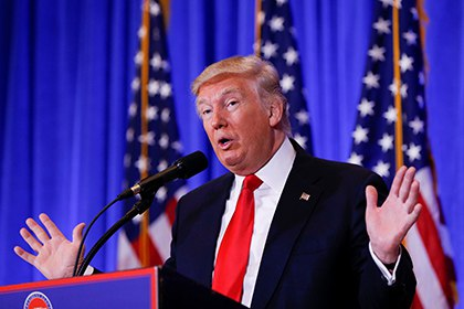 Трамп отказался от идеи перезагрузки отношений с Россией