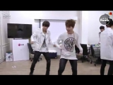 BANGTAN BOMB its tricky is title! BTS, here we go! (by RunD.M.C.)