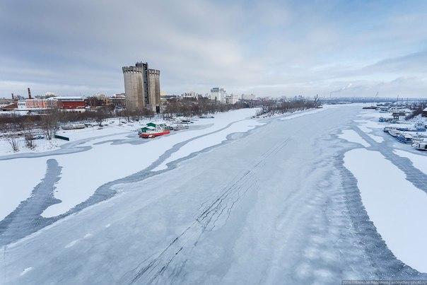 Зимний город    Фото: avdeychev_photo