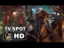 VALERIAN AND THE CITY OF A THOUSAND PLANETS - Groundbreaking TV Spot (2017) Luc Besson Sci-Fi HD