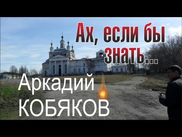 Аркадий КОБЯКОВ - Ах, если бы знать (г. Москва, парк Кузьминки-Люблино 31.05.2014)
