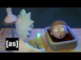 Rick and Morty The Non-Canonical Adventures: Re-Animator   Adult Swim