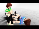 MMD ll Undertale Call Me Maybe Funny Animation Short