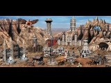 Heroes of Might and Magic III — Stronghold Town