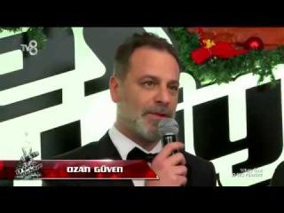 Ozan Güven 'Büklüm Büklüm' O Ses Türkiye Yılbaşı Özel