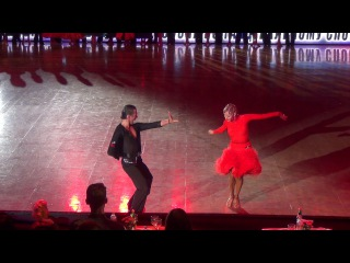 Armen Tsaturyan - Svetlana Gudyno   Russian Championship 2017   Dance winners