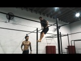 THENX  ANOTHER HOW TO MUSCLE UP IN 5 MINUTES WITH 3 EASY STEPS!