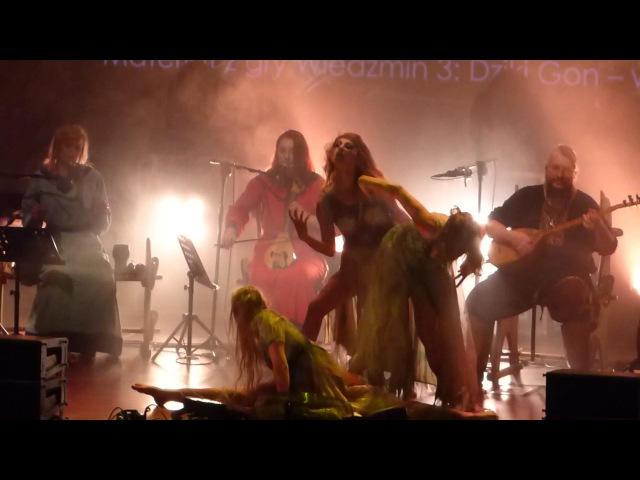 Percival - Wild Hunt Live - fragment koncertu - Poznań 05.03.2017 LIVE HD