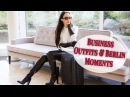 Berlin Vlog Lookbook Diva Look mit Leder Outfit | Westin Grand Berlin
