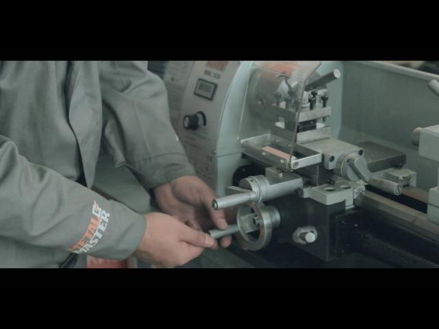 MML 1830V Metal Master настольный токарный станок по металлу
